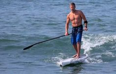 Training with Terrell and Cain - SUP Magazine