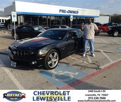 https://flic.kr/p/BbriJv | #HappyBirthday to David from David Rumple at Huffines Chevrolet Lewisville | deliverymaxx.com/DealerReviews.aspx?DealerCode=UBM1