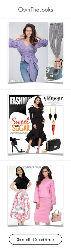 """""""OwnTheLooks"""" by kiveric-damira ❤ liked on Polyvore featuring pretty, stylish, Good, fashionable, ownthelooks, Salsa, Isabel Marant, Miss Selfridge, Christian Louboutin and Sexy"""