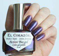 El Corazon Active Bio-gel nail polish - Universe - 423/763 The Pleiade   Hypnotic Polish