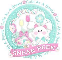 Buncha Scraps : Cute As A Bunny Sneak Peek
