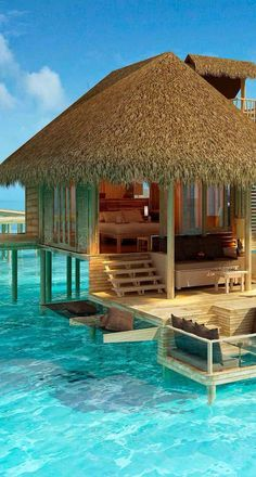 Amazing Snaps: Six Senses Resort Laamu, Maldives---Shall I go here? Or Bora Bora? Or Bali? Vacation Places, Vacation Destinations, Dream Vacations, Places To Travel, Vacation Ideas, Dream Vacation Spots, Honeymoon Places, Beautiful Vacation Spots, Vacation Quotes