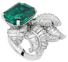 Van Cleef & Arpels jewelry collection - Emeraude-en-Majeste 01