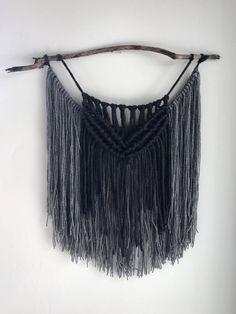 A personal favorite from my Etsy shop https://www.etsy.com/listing/503754984/macrame-wall-hanging-boho-tapestry-yarn