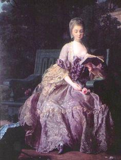 Princesse de Lamballe..