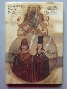 The Adventures of Sherlock Holmes and dr Watson  | illustrated by Adolf Born
