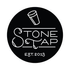 Stone Tap logo. See other pins on our Events board for our media kit celebrating the grand launch.