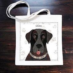 Labrador Dog Bag