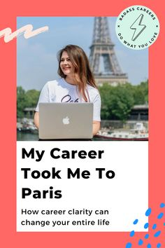 I don't say this lightly: Finding the right career FOR YOU can change your entire life. My own career took me to Paris 🇳🇿->🇫🇷  If you know what you want you can target amazing opportunities.  Check out this blog where I share my adventures and the lessons I've learned along the way.💡 #badasscareers #careercounseling #careerchange #careercoach #careeradvice #careerchoices #jobs Career Choices, My Career, Career Coach, Career Change, Career Advice, Finding The Right Career, Career Counseling, Know What You Want, Job S