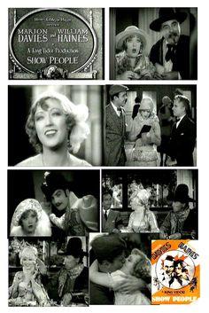 Rare film classics SILENT talkies TV on DVD: Marion Davies SHOW PEOPLE Little Old New York MAE MURRAY Mademoiselle Midnight