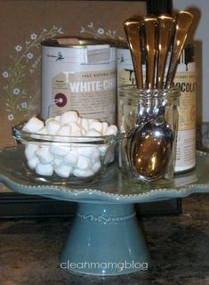 Quick Entertaining Idea – Hot Beverage Stations