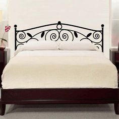 adesivo decorativo de parede cabeceira cama quarto