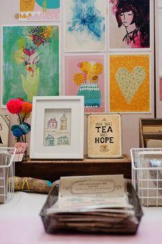 Sweet William stall 20 by paulamills, via Flickr