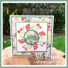 Creative Showcase of my favourite Annual catalogue items! – Kate Morgan, Independent Stampin Up!® Demonstrator Rowville, Victoria, Australia