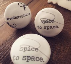 Your business logo on drawer handles! spicetospace.com