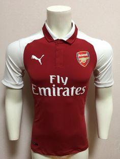 8cf76a52a Arsenal Home Shirt 2017-18 Arsenal Shirt