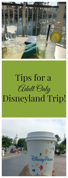 Tips for a Adult Only Disneyland Trip! | www.thisblisslife.com