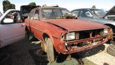 Junkyard Gem: 1982 Toyota Corolla Sedan