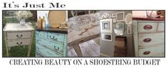 It's Just Me: Creating Beauty on a Shoestring Budget