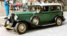 Auburn 8-100A Custom 4-Door Sedan 1932