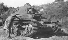Renault R35, The Most Common French Tank of WW2. With 35mm of frontal armor and a low velocity 37mm cannon the R35 wasn't destined to be remembered for long. #worldwar2 #tanks
