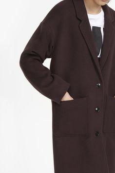 Cashmere Mix Coat Aberdeen