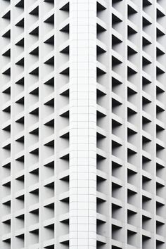 photography art white design architecture china geometric square minimalist Hong Kong 1969 murray building The Public Works Department Cotton Tree Drive