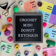 A Crafty Concept - Crochet. Etys. Mompreneur
