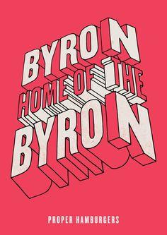 Byron / Proper Hamburgers - 101 London
