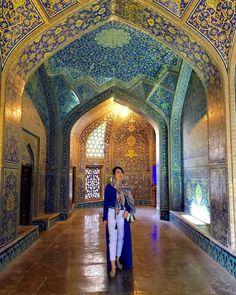 #sheikhlotfollahmosque#isfahan ، Iran