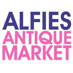 Alfie's Antiques, Marylebone, London