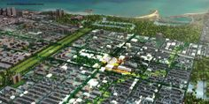 Michael Sorkin Sites Future Obama Presidential Library in Chicago's South Side