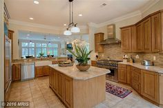 CUSTOM HOME WITH DISTINCTIVE CURB APPEAL | Mclean, VA | Luxury Portfolio International Member- McEnearney Associates, Inc.