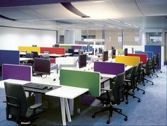5 Most Beautiful Workplaces