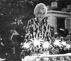 Last Birthday for Marilyn June 1,1962