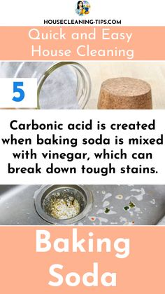 Baking Soda is the original all-purpose cleaner. Find out what it is and learn some baking soda uses for cleaning your home. #bakingsodauses #bakingsodacleaning