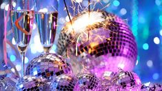 2014 New Year text, images, ribbons, borders Happy New Year 2016, New Years 2016, New Year's Eve Plans, New Year Text, New Year Designs, Nye Party, Local Events, Disco Ball, All Things Purple