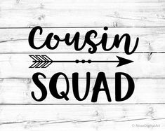 Cousin Squad Svg Cousins Svg Cousin Crew Svg Cousin Tribe Svg Boys Svg Family Svg Kids Party Svg Cousin Shirt Svg File for Cricut Silhouette Best Cousin Quotes, Grandma Quotes, Daughter Quotes, Quotes For Cousins, Cousin Sayings, Brother Quotes, Father Daughter, Nephew Quotes, Tatoo