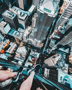 Stunning Urban Instagrams by Vincent Cogliandro #inspiration #photography