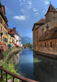 Annecy | by KittyTheWild