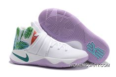 """online store 6e7bd 0bc15 """"Easter"""" Nike Kyrie 2 White Hyper Jade-Urban Lilac-Bright Mango New  Release, Price   88.79 - Women Stephen Curry Shoes Online"""