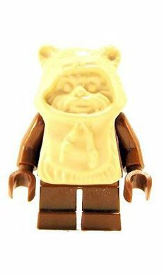 Ewok (Tan) - LEGO Star Wars Figure by LEGO. $4.95. A great addition to your Star Wars LEGO Figure Collection. This two inch tall figure was only produced in 2002 and has been retired by LEGO.