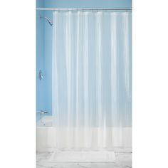 Doodle Stripe Shower Curtain