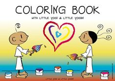 ❤ THE LITTLE YOGI - Coloring Book with Little Yogi & Little Yogini ❤ 20 coloring pages with Little Yogi & Little Yogini ❤ Each beautiful motif in our coloring books is designed and drawn with 100% love, passion and dedication by Barbara Liera Schauer ❤ Whether small or large, the positive illustrations convey joie de vivre and conjure a smile on the face ❤ Ideal for family, school or kindergarten Coloring Books, Coloring Pages, The Conjuring, Kindergarten, Positivity, Passion, Smile, Illustrations, Etsy