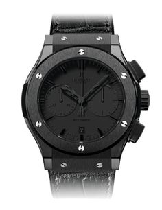 Mens and Ladies Watches from top brands including Hublot, Brietling, Cartier and more. View entire range of watches here. Dream Watches, Fine Watches, Luxury Watches, Cool Watches, Watches For Men, All Black Watches, Hublot All Black, Black Rolex, Men's Accessories