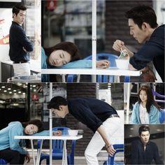 """Kim Woo Bin & Park Shin Hye in stills for SBS' upcoming drama """"The Heirs."""""""