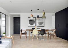 scandinavian style studio flats - Google Search