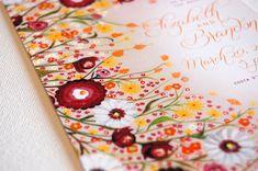 Hoi! Ik heb een geweldige listing gevonden op Etsy https://www.etsy.com/nl/listing/130252850/wild-flowers-unique-wedding-invitation