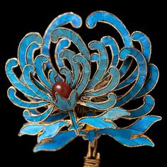 China Ancient jewelry 点翠 https://www.facebook.com/A-good-start-from-kitchen-502911570101957/