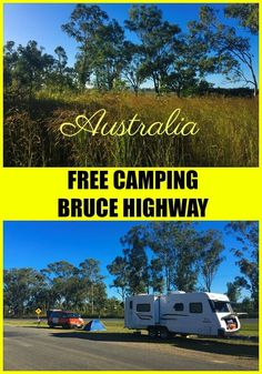 Free Camping on the Bruce Highway Australia is a great way to save money when travelling on a budget plus you will meet some real Aussie characters and maybe a kangaroo or a kookaburra too. Camping Diy, Camping Spots, Camping Theme, Camping With Kids, Camping Hacks, Camping Essentials, Camping Gear, Camping Wedding, Beach Camping